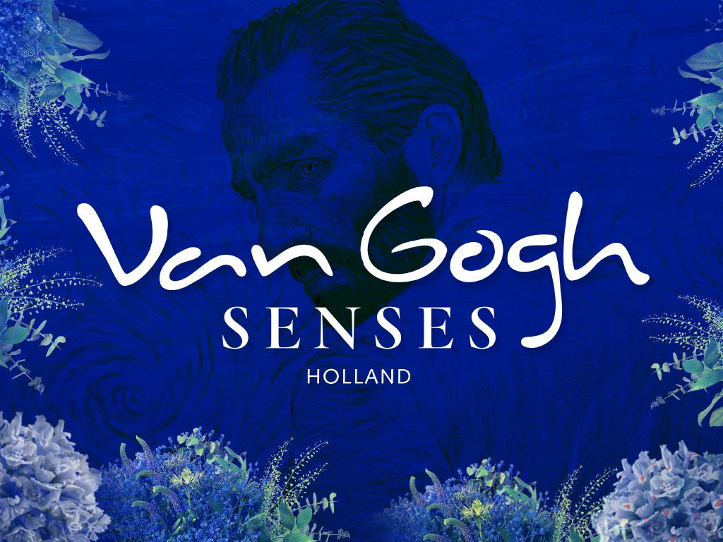 Van Gogh Senses Flower Bouquet Launching