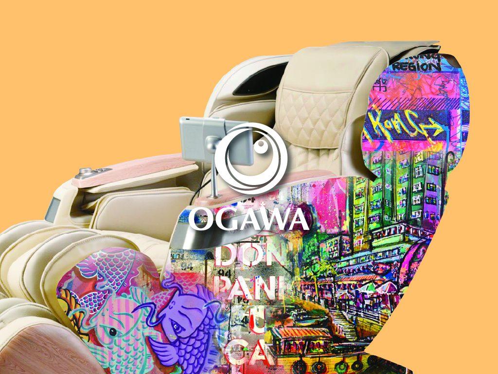 Ogawa – Master Drive The Art of Massage Product Launch